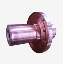 铬锆铜导电轴